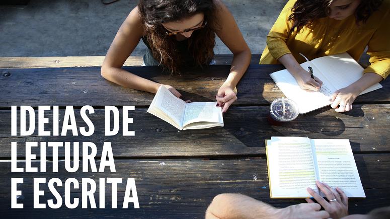 Ideias de Leitura e Escrita